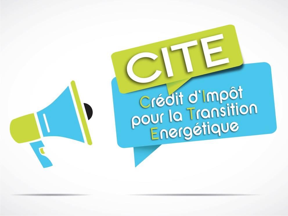 Profitez du CITE pour 2019